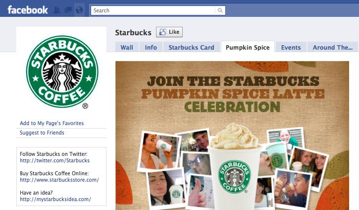 Starbux fanpage