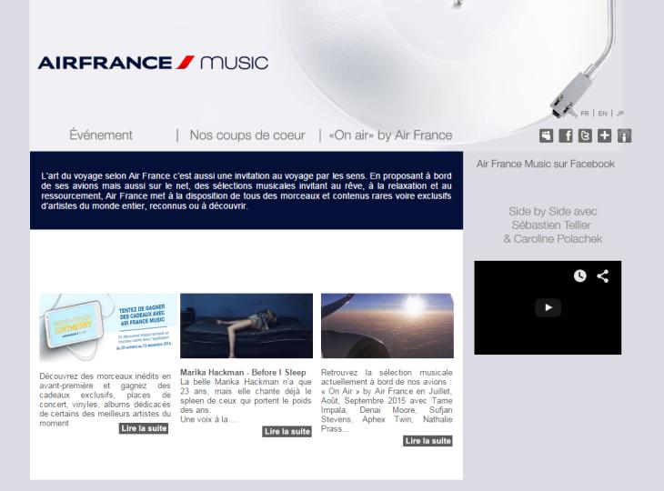 airfrancemusic